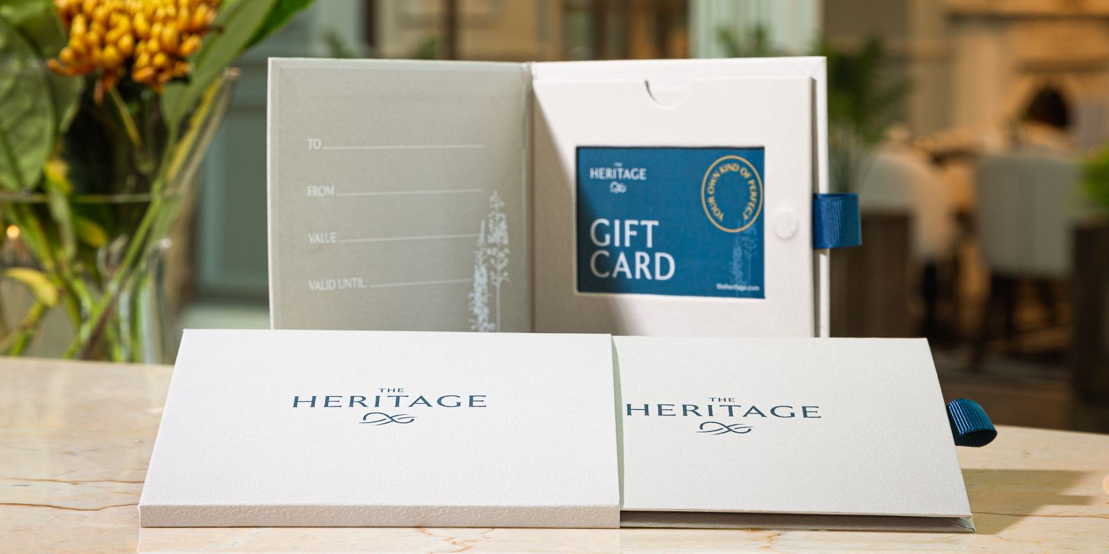The Heritage Gift Card