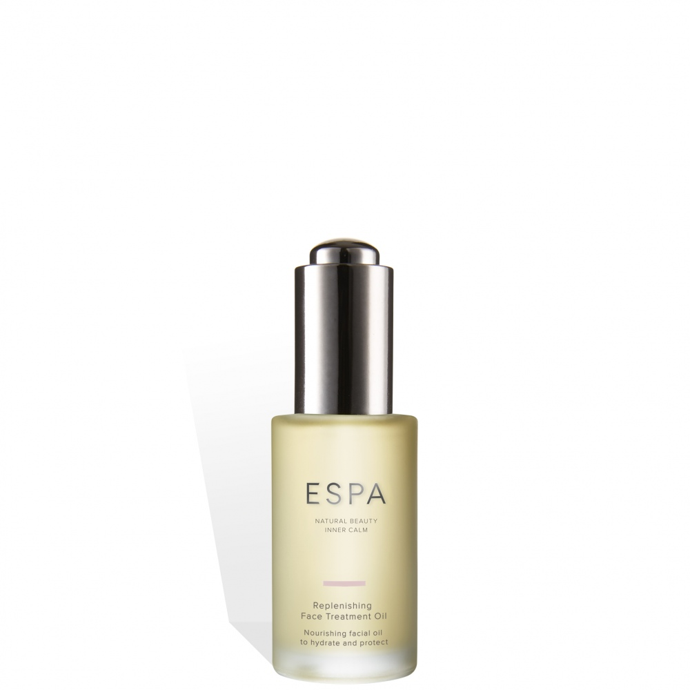 replenishing face treatment oil